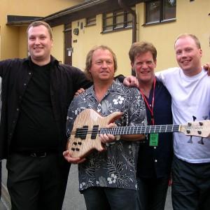 Mark King´s Artist 3200 bass