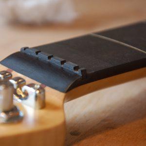 Wal fretboard modification