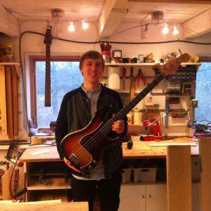 Fender Precision ´68 resto-mod